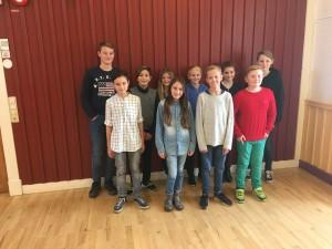 Miniorklassen Kalmar 2017-10-28