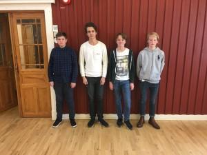 Kadettklassen Kalmar 2017-10-28