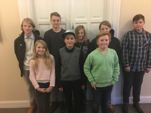 Miniorer och kadetter Eksjö 2017-12-02